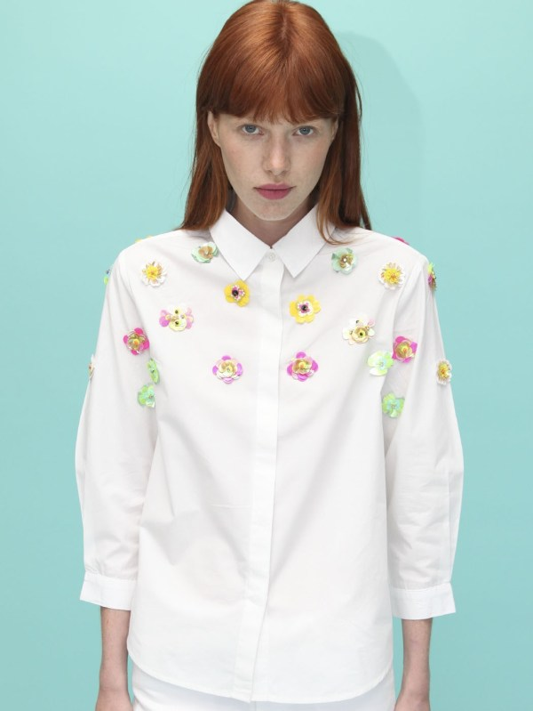 Sophie White Shirt