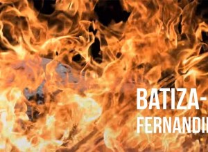 Batiza-me - Fernandinho