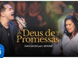 Deus de Promessas - Davi Sacer part. Simone