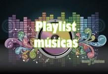Playlist Músicas