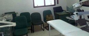 Contagem regressiva para inauguração de clínica no Oriente Médio