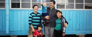 Ásia Central: Deus faz
