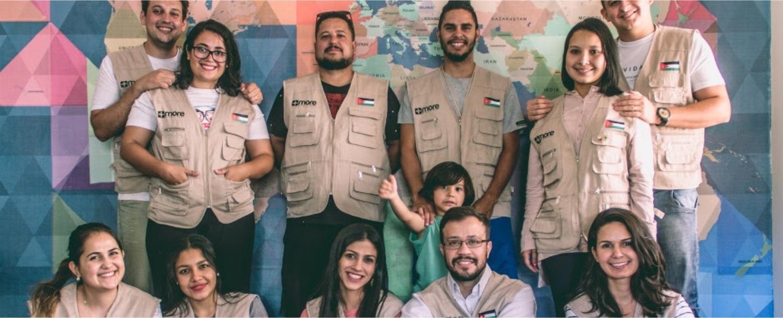 Oriente Médio: a família cresceu