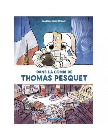 Dans La Combi De Thomas Pesquet : combi, thomas, pesquet, Combi, Thomas, Pesquet
