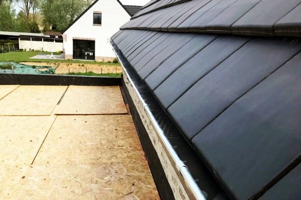 Réalisation d'une toiture à Hénin-sur-Cojeul (62)