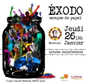 Exposition Dalia FERREIRA