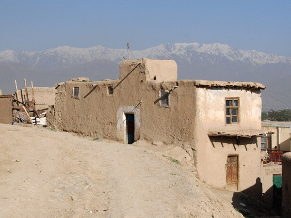Maisons Typiques DAfghanistan