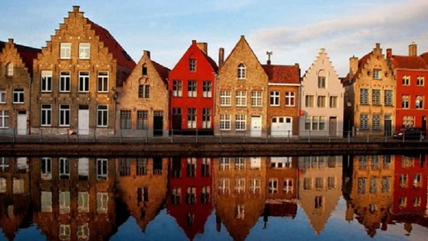 Maisons Bruges