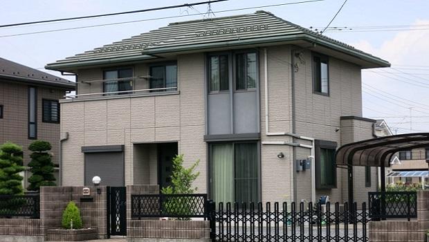 Les Maisons à Travers Le Japon