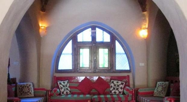 Grande maison typique gyptienne