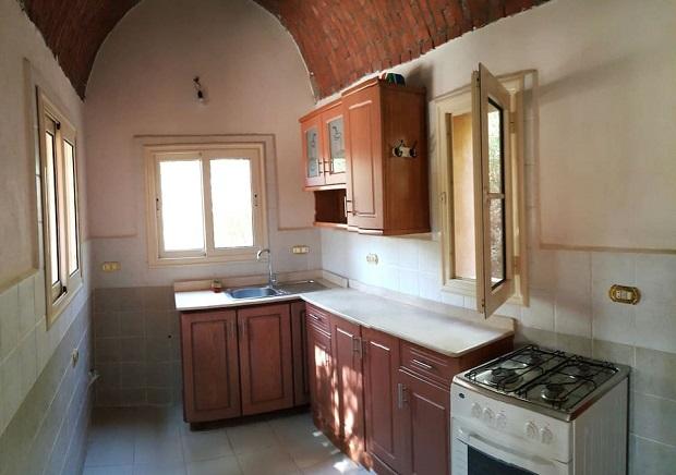 Maison nubienne en gypte