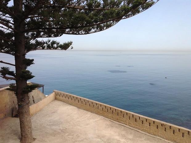 Villa bord de mer en Algrie
