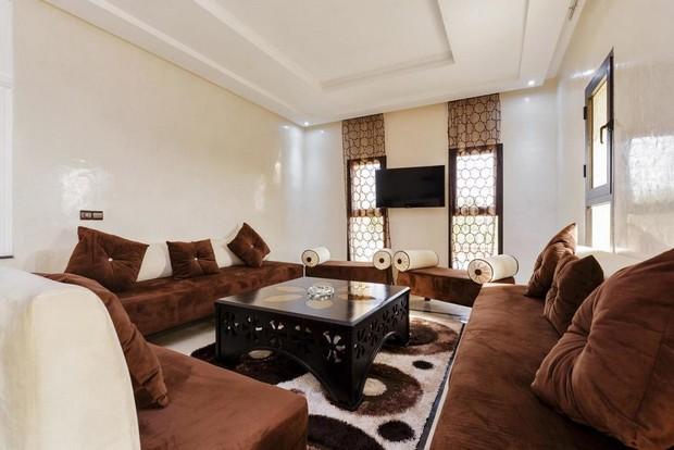 Villa moderne au Maroc