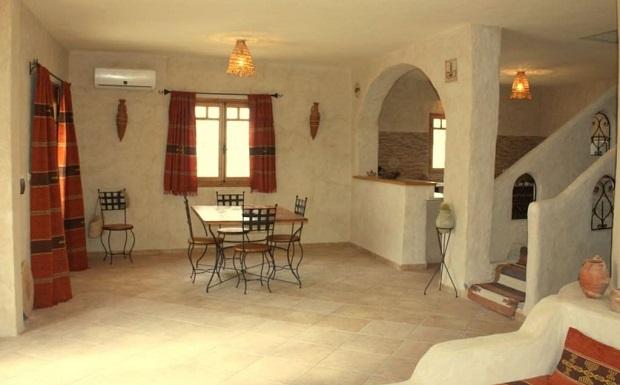 Belle villa tunisienne  Djerba