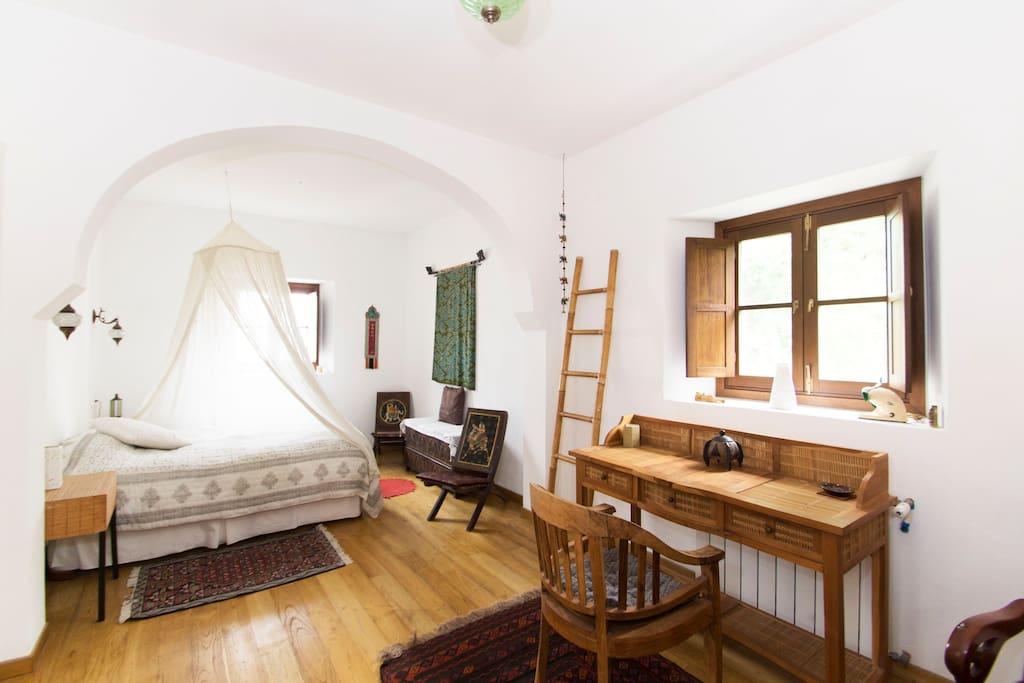 Maison andalouse traditionnelle