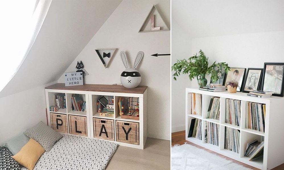 Ikea Kallax Hack 15 Idees Pour L Utiliser Dans Votre Deco