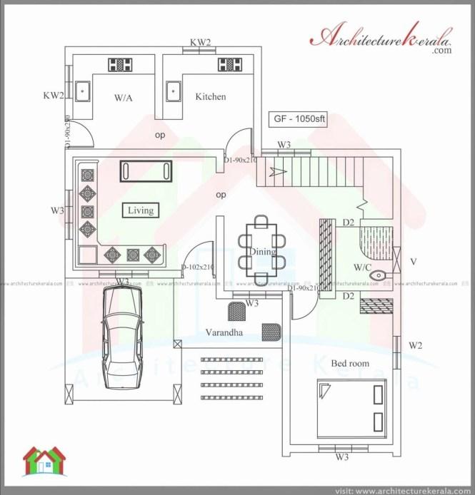 Plan Maison Autocad - Maison Plan