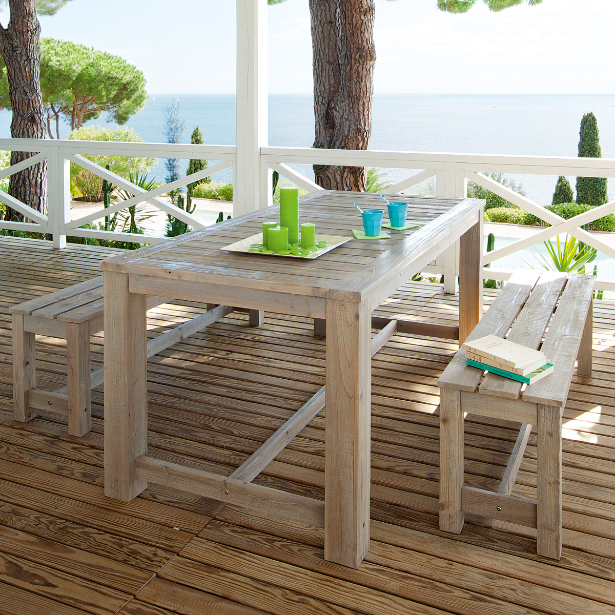 Table De Jardin En Palette Bois 301 Moved Permanently