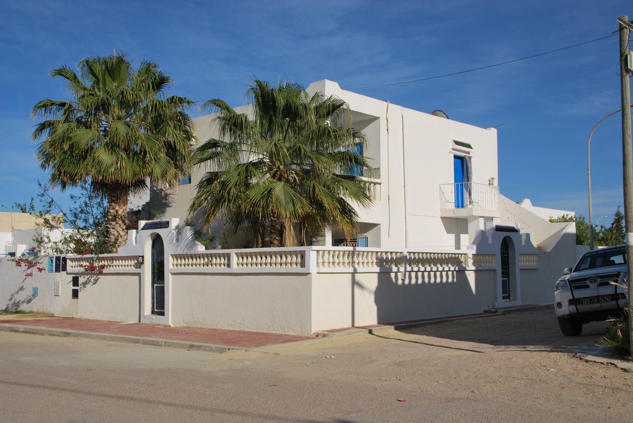 Bon Exemple Facon De Entre Villa En Tunisie Image Sur Le Design Maison
