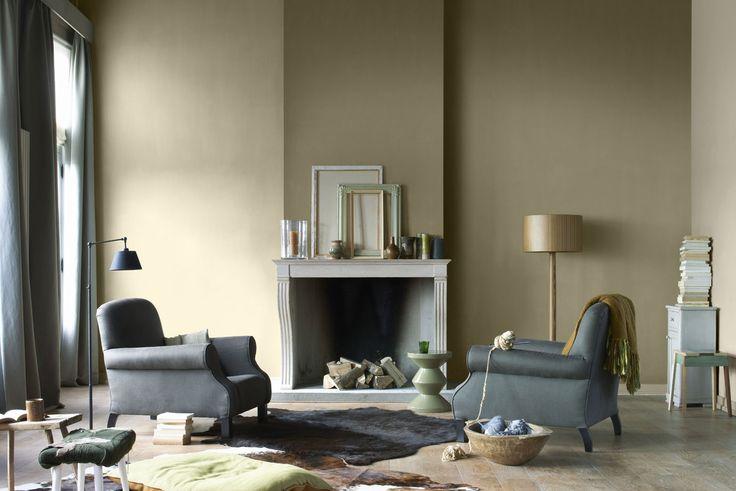 Warme herfstkleuren  Maison Belle  Interieuradvies