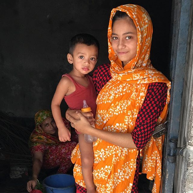 "Despite recent progress, Bangladesh still has one of the highest rates of child marriage worldwide. Over 60% of girls are married by the time they are 18 years old, and 18% by the age of 15. The main factors are poverty and the desire to protect girls from harm, particularly ""Eve teasing"", aka sexual harassment"