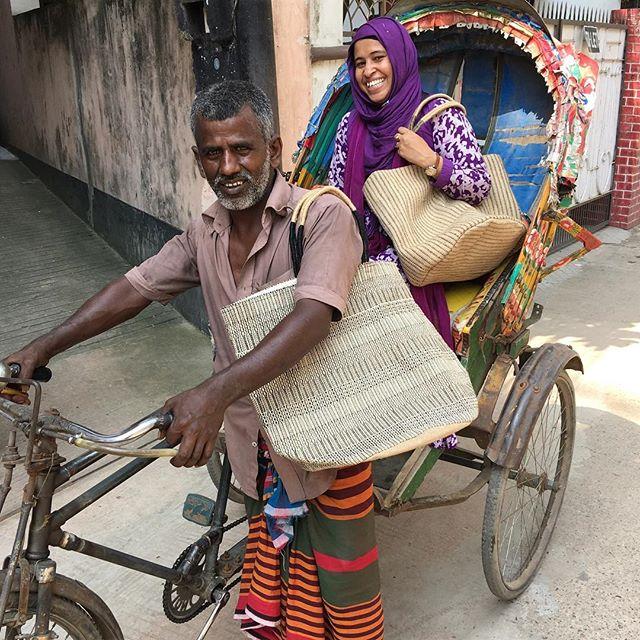 Rickshaw chic