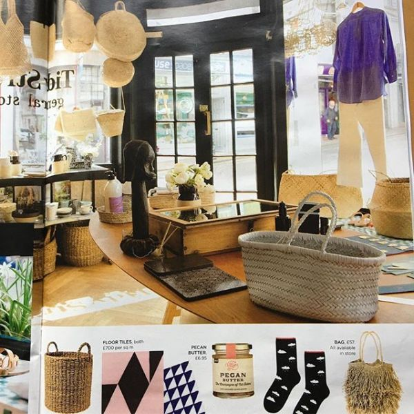Today's You magazine featuring one of our top favorite stockists @tidystreetstore