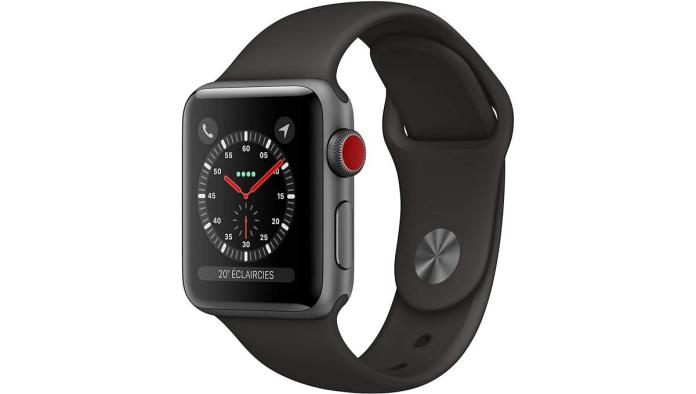 Apple series 3 (gps + cellular)