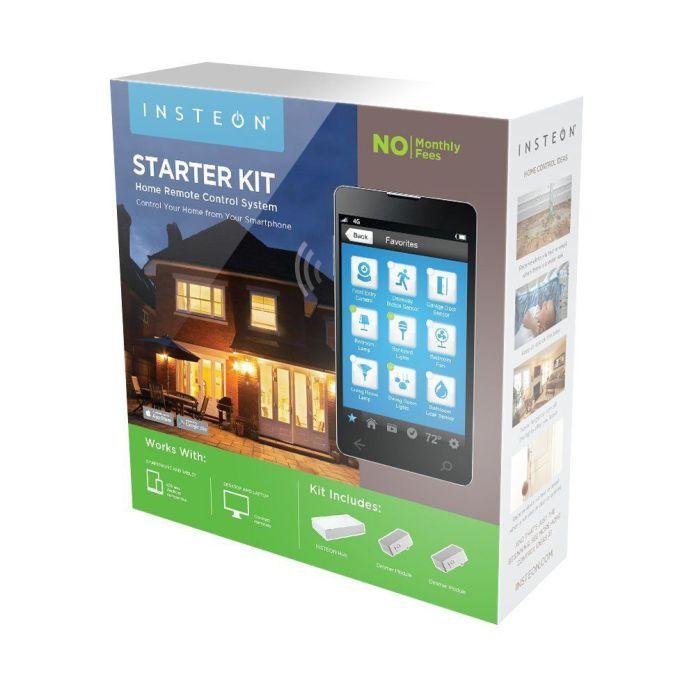 Kit Hub et Prise connectée Insteon