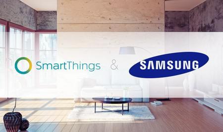 Pack découverte maison connectée SmartThings Samsung