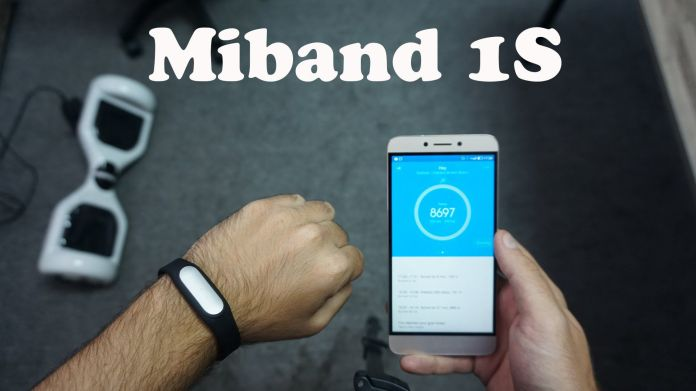 Bracelet connecté Xiaomi Mi Band 1S