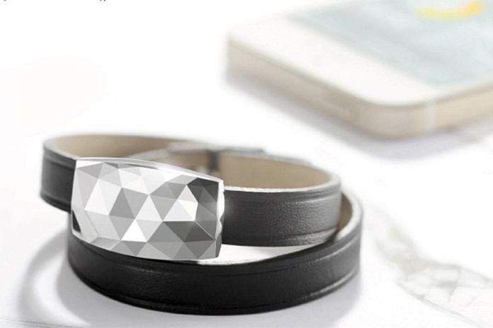Bracelet connecte JUNE by NETATMO