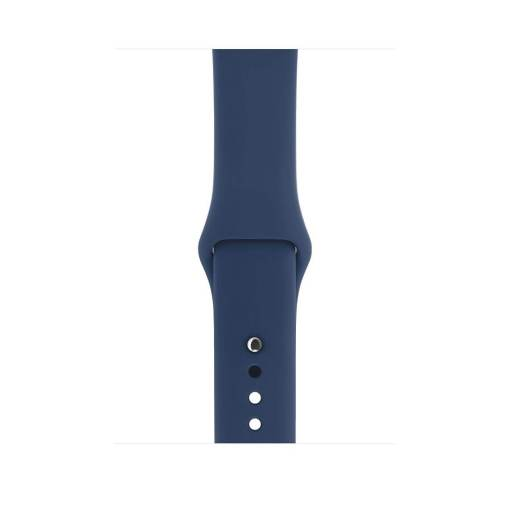Blue Cobalt Band for Apple Watch Sport Band 38mm 42mm Mens and Womans