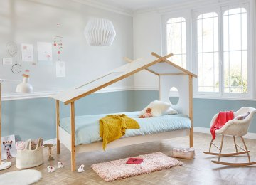 Couleurs Tendance Chambre Bebe | Chambre Fille 2 Ans Hall Grand ...