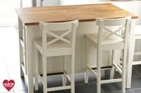 Stenstorp IKEA Kitchen Island Review - Maison Cupcake