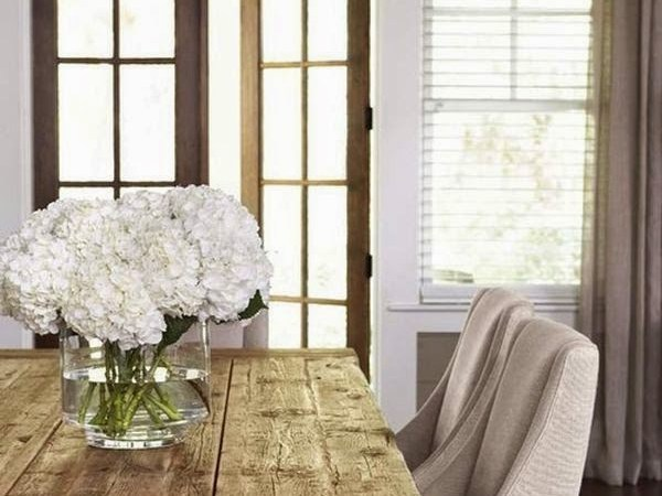 Friday Favorites – White Hydrangeas