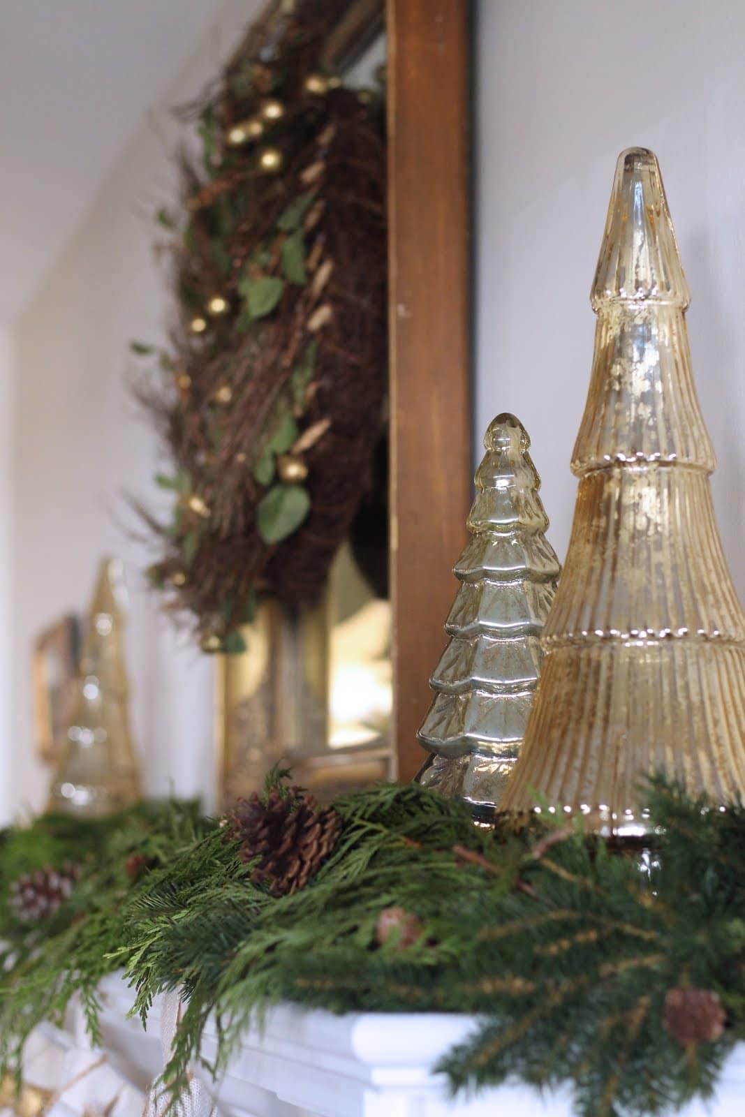 Restoration Hardware Christmas Decorations