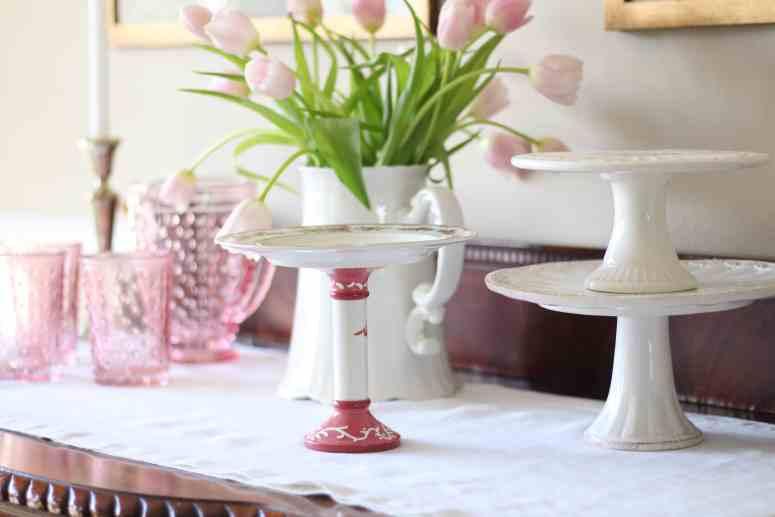 valentines-dessert-buffet-cake-plate