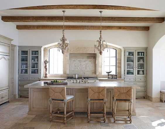 farmhouse kitchens. french farmhouse kitchens 5 Friday Favorites  The Charm of French Farmhouse Kitchens