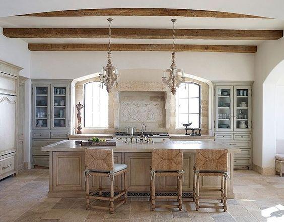 French Farmhouse Kitchens 5