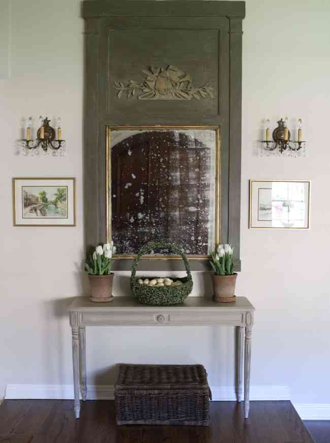 entry-way-easter-decor