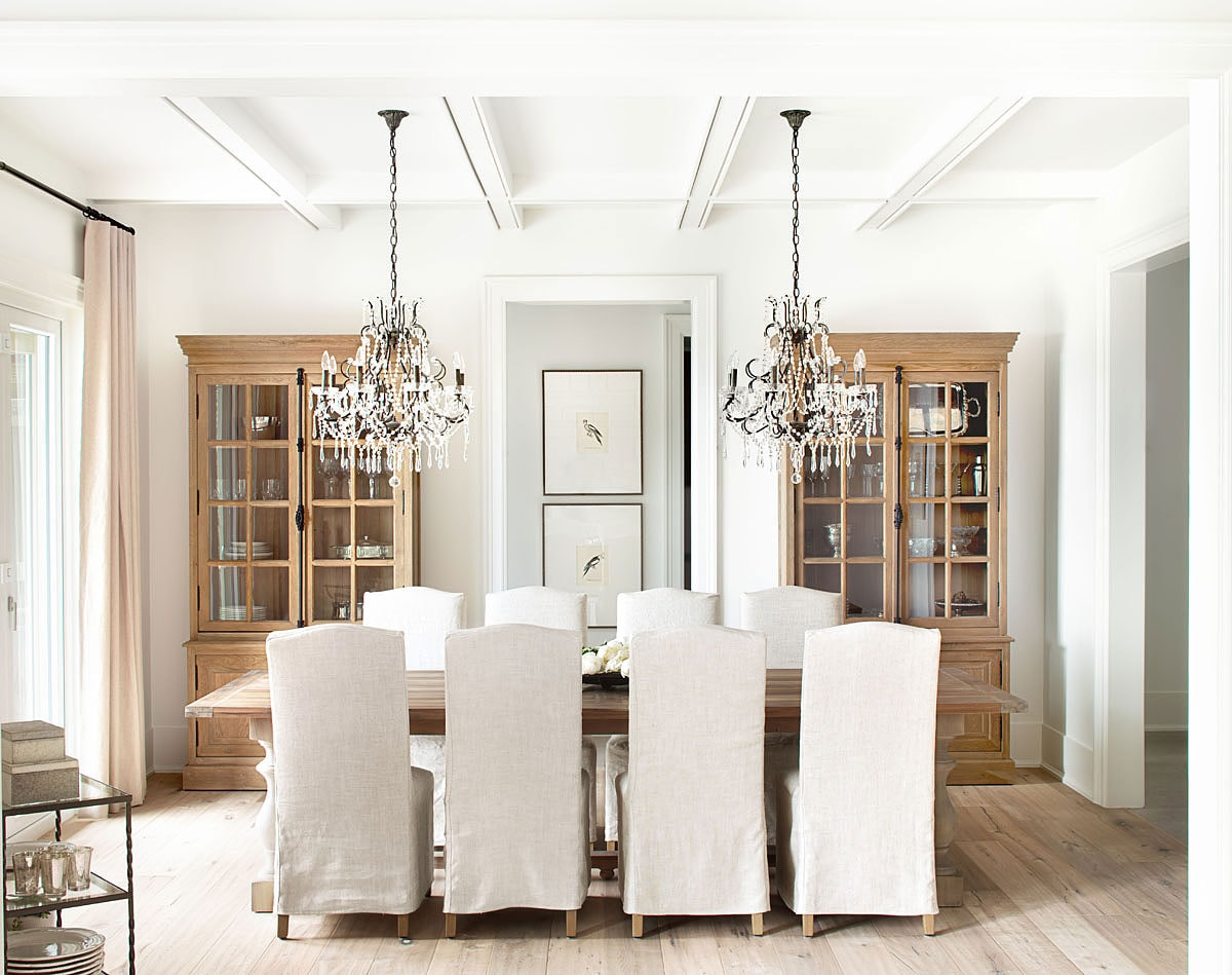 Restoration Hardware Dining Chairs Best Restoration Hardware Style Farmhouse Dining Tables For Less