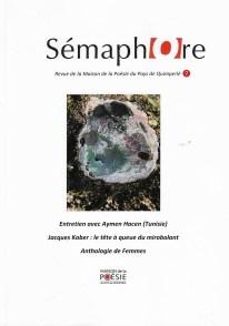 première de couverture Sémaphore