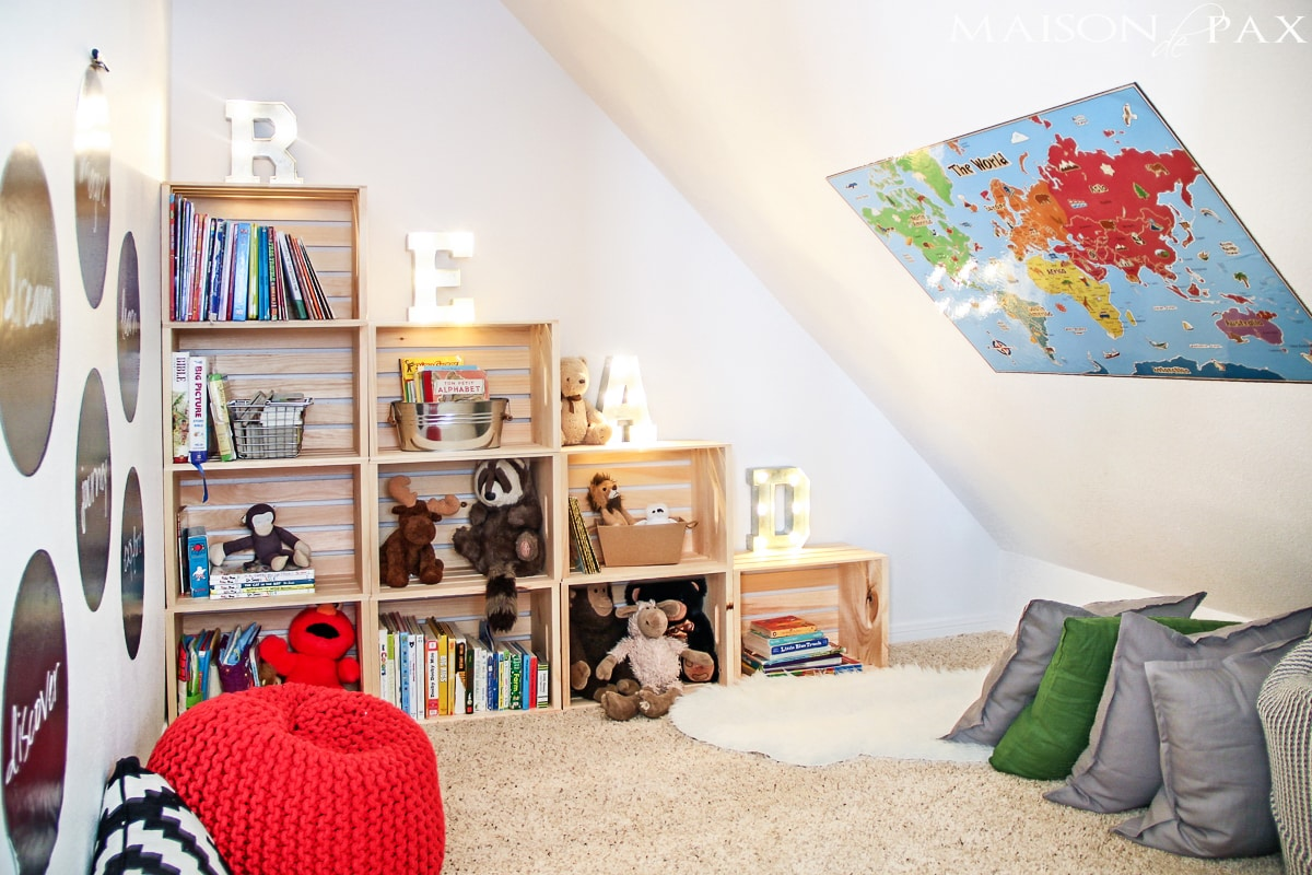 Creating A Reading Space