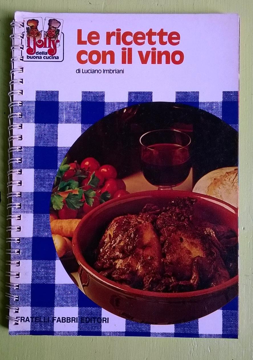 Libri vintage cucina italiana  book  livre  I jolly della buona cucina  MAISON DE ROSE