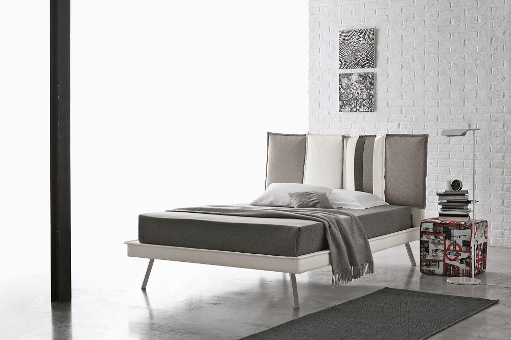 Letto Matrimoniale mod. Darwin - Target | Maison Design
