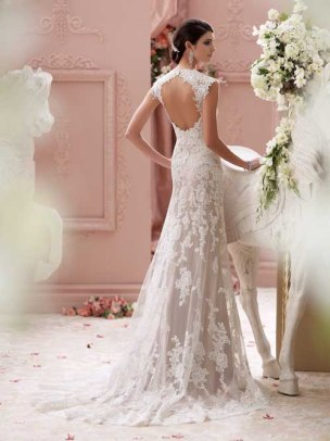 WEDDING DRESSES AND BRIDAL GOWNS turning the ordinary into extraordinary.