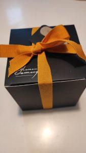 packaging chico Maison Domecq