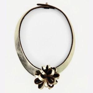 Collar Flower de Maison Domecq