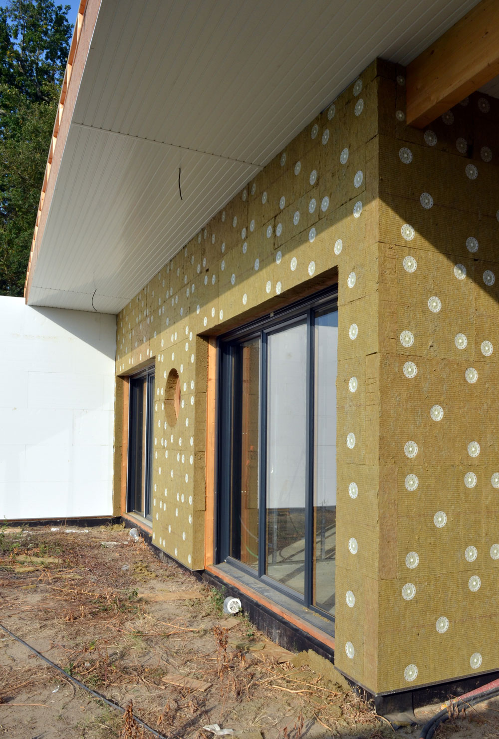 meilleur isolant thermique mur exterieur refaire l. Black Bedroom Furniture Sets. Home Design Ideas